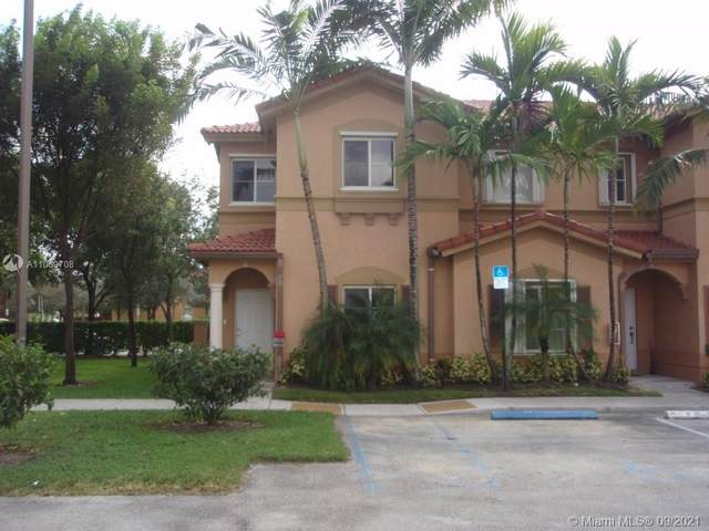 10720 NW 82nd Ter 1-8, Doral, FL 33178 (MLS #A11069708) :: Castelli Real Estate Services