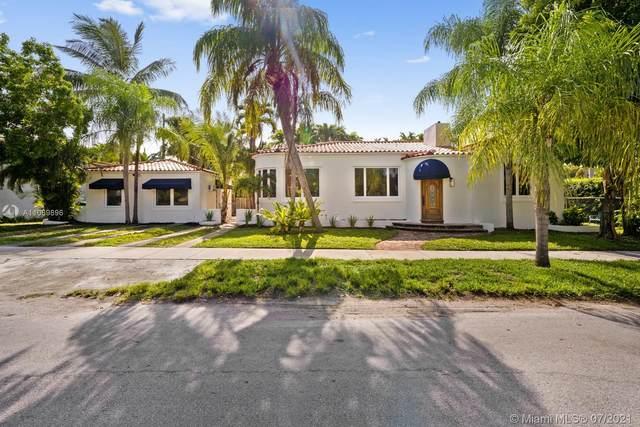 1795 SW 14th Ave, Miami, FL 33145 (MLS #A11069896) :: Berkshire Hathaway HomeServices EWM Realty