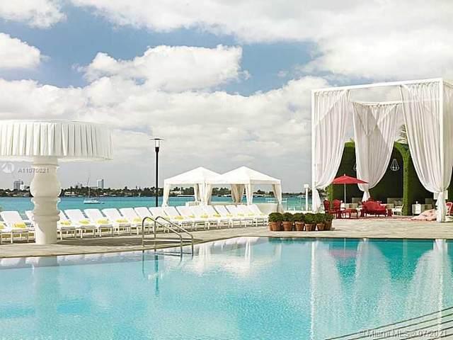 1100 West Ave #1627, Miami Beach, FL 33139 (MLS #A11070021) :: Berkshire Hathaway HomeServices EWM Realty
