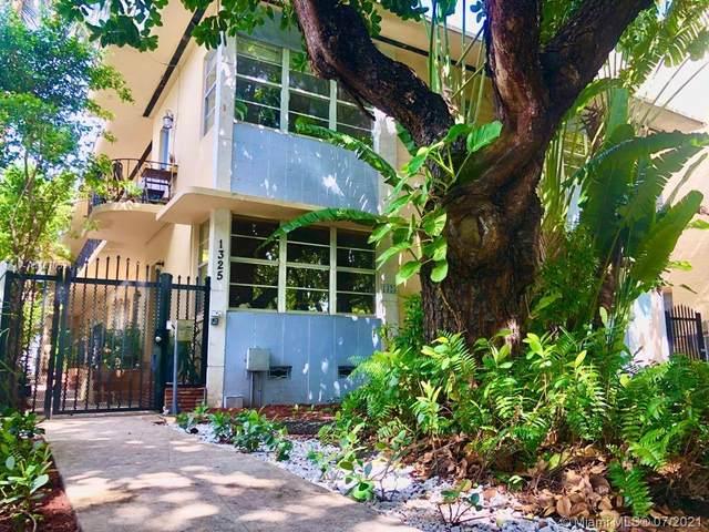 1325 Meridian Ave #5, Miami Beach, FL 33139 (MLS #A11070531) :: Carole Smith Real Estate Team