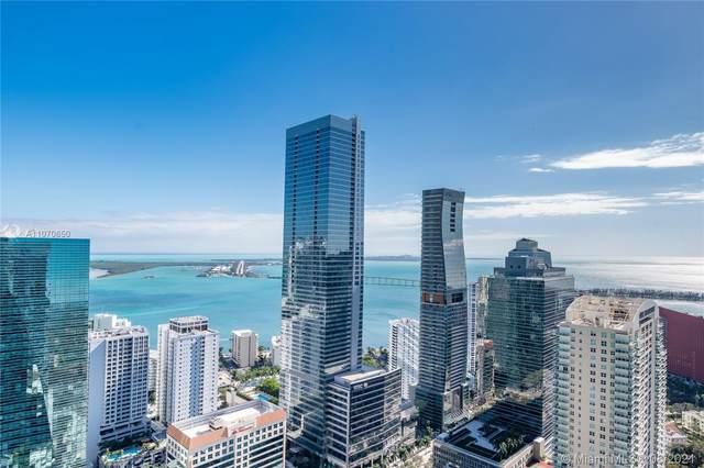 1300 S Miami Ave #4302, Miami, FL 33130 (MLS #A11070650) :: Green Realty Properties