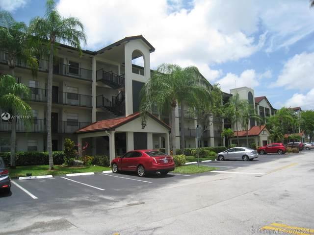 1300 SW 130th Ave 408F, Pembroke Pines, FL 33027 (MLS #A11071161) :: Prestige Realty Group