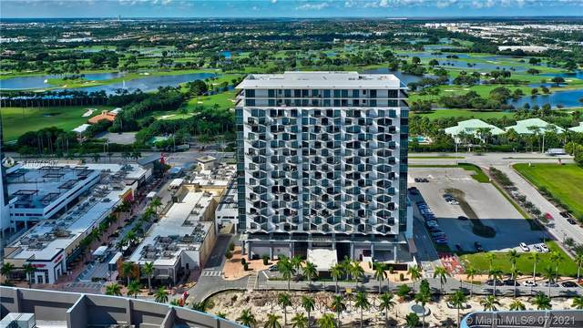 5300 NW 85th Ave #911, Doral, FL 33166 (MLS #A11071207) :: Berkshire Hathaway HomeServices EWM Realty