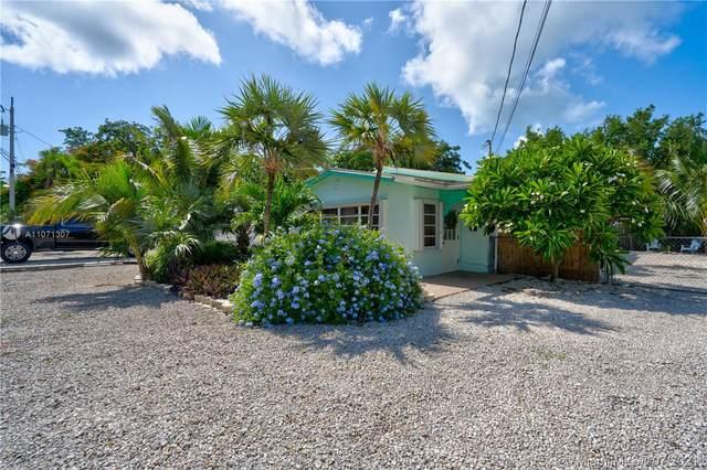 27 Gasparilla Drive, Key Largo, FL 33037 (MLS #A11071307) :: Prestige Realty Group
