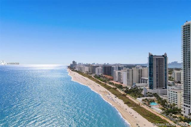 6301 Collins Ave #2406, Miami Beach, FL 33141 (MLS #A11071309) :: Berkshire Hathaway HomeServices EWM Realty