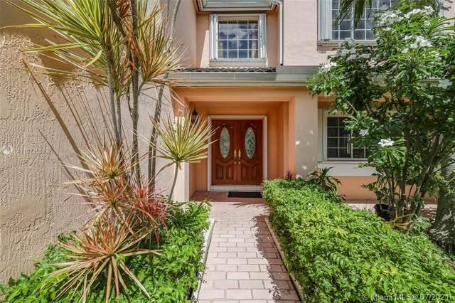 9836 SW 154th Ct, Miami, FL 33196 (MLS #A11071538) :: Prestige Realty Group
