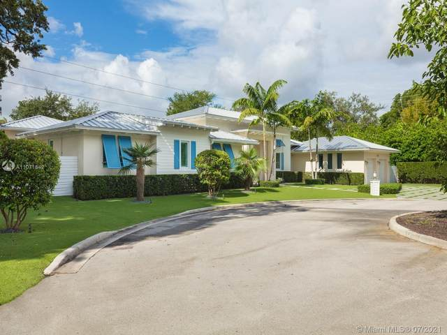 7222 SW 79th Ter, South Miami, FL 33143 (MLS #A11071542) :: The Riley Smith Group