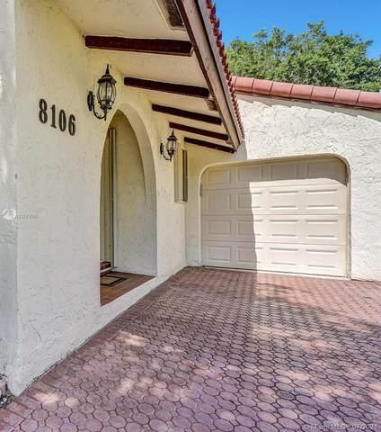 8106 Hibiscus Cir #42, Tamarac, FL 33321 (MLS #A11071596) :: Castelli Real Estate Services