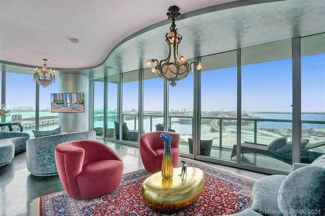 888 Biscayne Blvd #2608, Miami, FL 33132 (MLS #A11071682) :: Berkshire Hathaway HomeServices EWM Realty