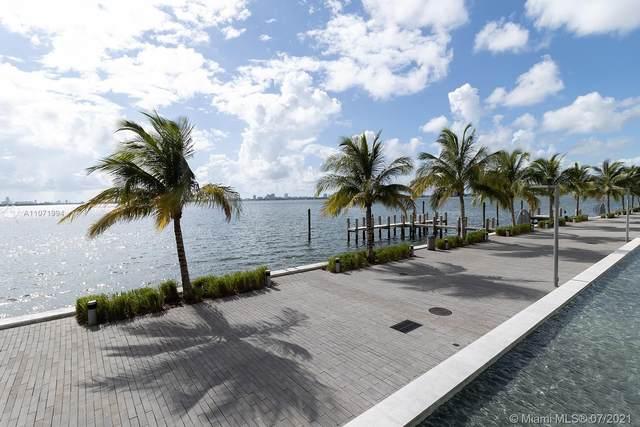 3131 NE 7th Ave #3903, Miami, FL 33137 (MLS #A11071994) :: The Teri Arbogast Team at Keller Williams Partners SW