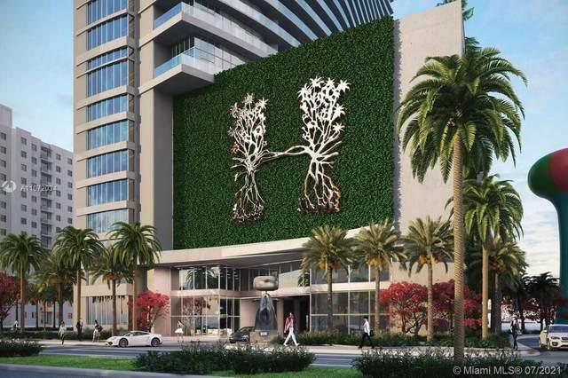 4111 S Ocean Dr #1601, Hollywood, FL 33019 (MLS #A11072034) :: Green Realty Properties