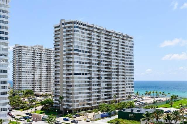 1980 S Ocean Dr 5G, Hallandale Beach, FL 33009 (#A11072322) :: Dalton Wade
