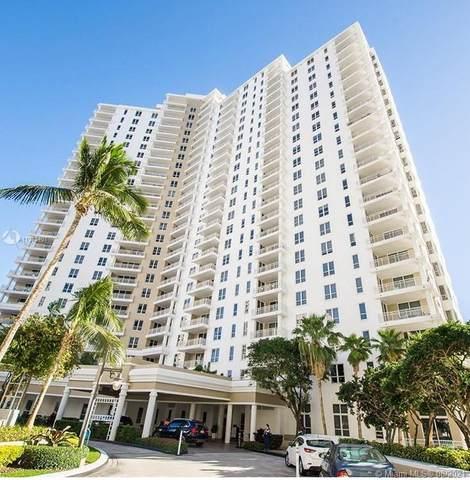 801 Brickell Key Blvd #2808, Miami, FL 33131 (MLS #A11072401) :: Prestige Realty Group
