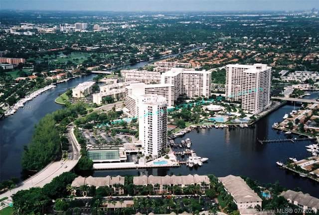 2500 Parkview Dr #2405, Hallandale Beach, FL 33009 (#A11072521) :: Dalton Wade