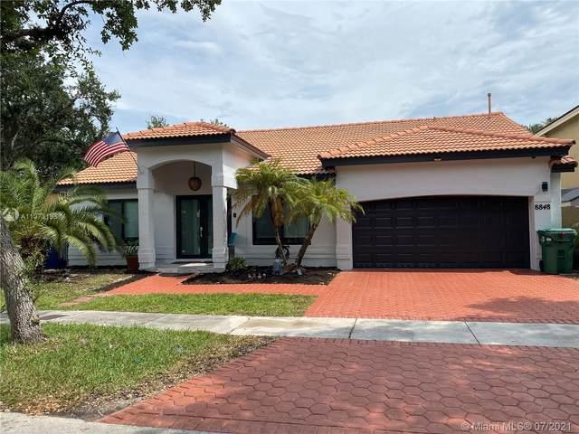 8848 NW 188th St, Hialeah, FL 33018 (MLS #A11073153) :: Prestige Realty Group