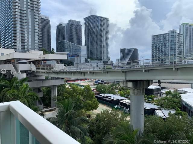 31 SE 5th St #703, Miami, FL 33131 (#A11073355) :: Dalton Wade