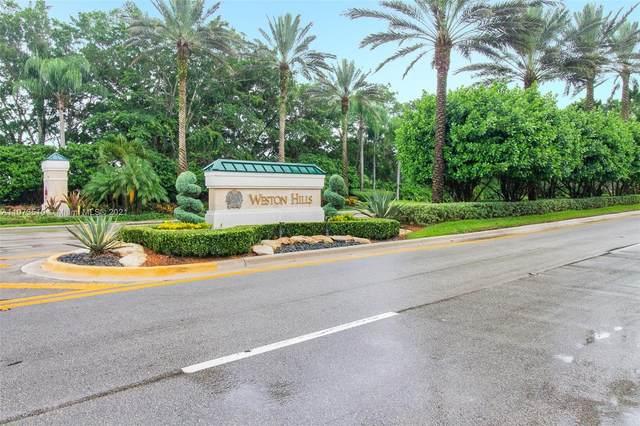 2481 Eagle Run Dr, Weston, FL 33327 (MLS #A11073510) :: ONE | Sotheby's International Realty