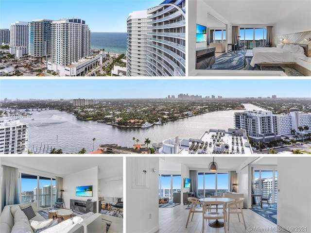 3101 Bayshore Dr #2102, Fort Lauderdale, FL 33304 (MLS #A11073513) :: Green Realty Properties