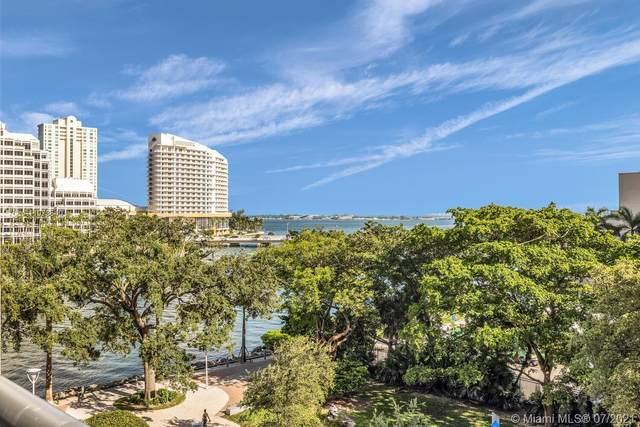 495 Brickell Ave #505, Miami, FL 33131 (MLS #A11073640) :: Castelli Real Estate Services