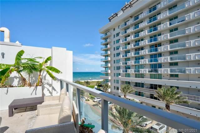 9501 Collins Ave #3, Surfside, FL 33154 (MLS #A11073808) :: Castelli Real Estate Services