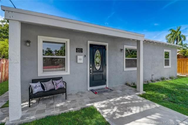 2431 Grant St, Hollywood, FL 33020 (MLS #A11073864) :: Vigny Arduz | RE/MAX Advance Realty