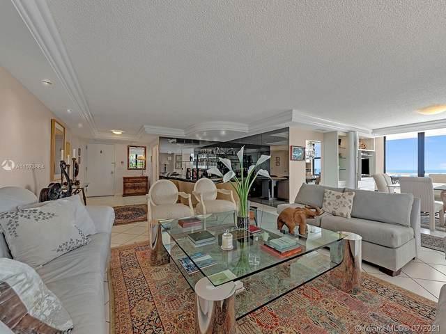 9801 Collins Ave 6Z, Bal Harbour, FL 33154 (MLS #A11073884) :: Castelli Real Estate Services