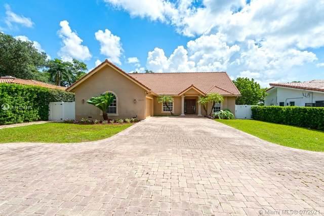 11007 Griffing Blvd, Biscayne Park, FL 33161 (MLS #A11074165) :: Prestige Realty Group