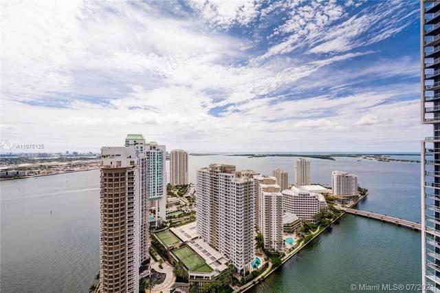 475 Brickell Ave #3907, Miami, FL 33131 (MLS #A11075125) :: The Riley Smith Group
