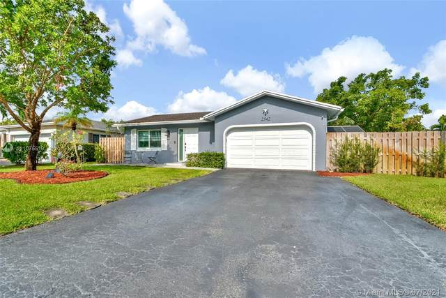 2342 NW 98th Ln, Coral Springs, FL 33065 (MLS #A11075519) :: Vigny Arduz | RE/MAX Advance Realty