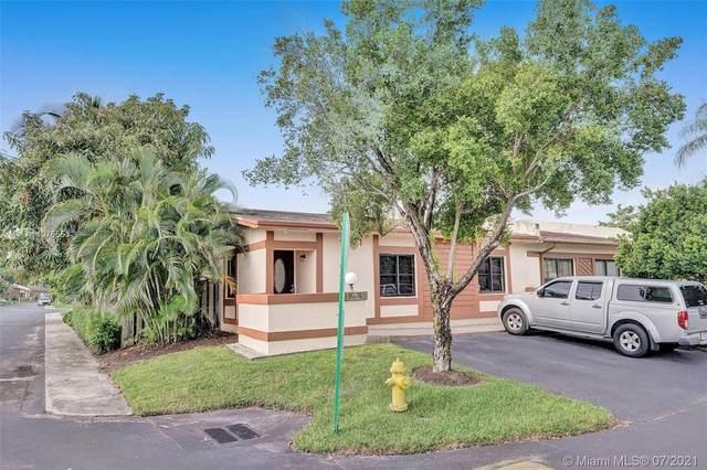 6314 NW 29th Ct #6314, Sunrise, FL 33313 (MLS #A11075553) :: Carole Smith Real Estate Team