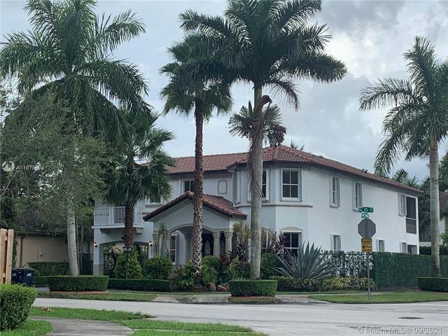 14990 SW 10th St, Miami, FL 33194 (MLS #A11075693) :: Jo-Ann Forster Team