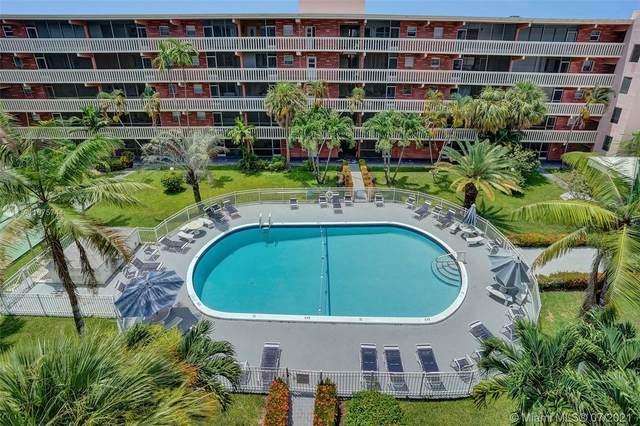 200 NE 12th Ave 7E, Hallandale Beach, FL 33009 (#A11075744) :: Dalton Wade