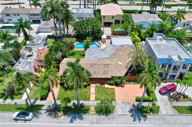 918 Tyler St, Hollywood, FL 33019 (MLS #A11076414) :: Prestige Realty Group