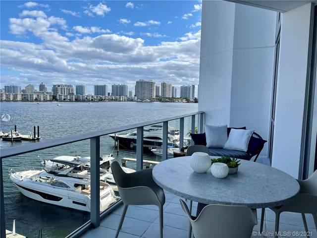 17111 Biscayne Blvd #405, North Miami Beach, FL 33160 (MLS #A11076530) :: Douglas Elliman