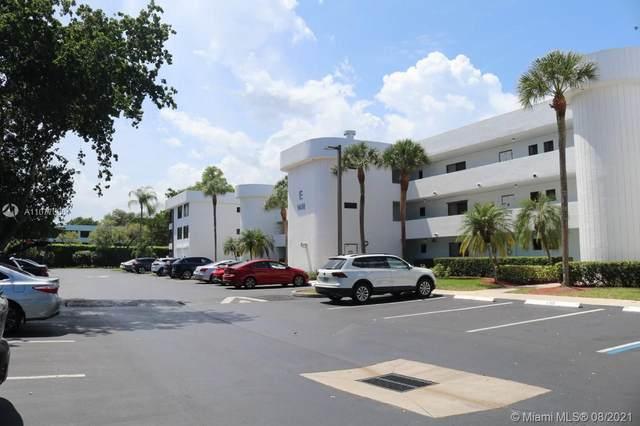1450 Sheridan St 13E, Hollywood, FL 33020 (MLS #A11077306) :: GK Realty Group LLC
