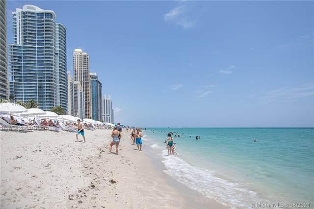 17315 Collins Ave #1601, Sunny Isles Beach, FL 33160 (MLS #A11077562) :: Berkshire Hathaway HomeServices EWM Realty