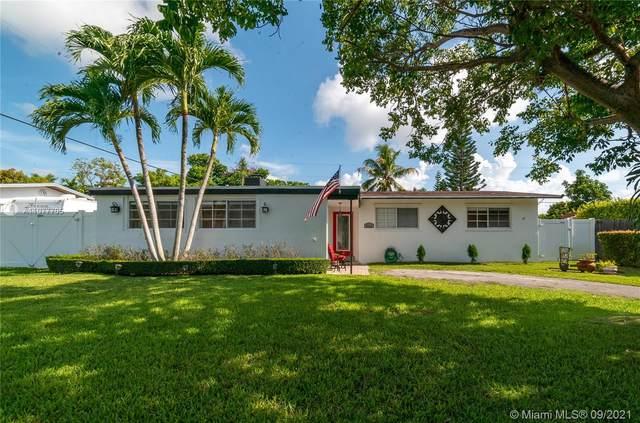 8665 SW 125th Ter, Miami, FL 33156 (#A11077705) :: Posh Properties