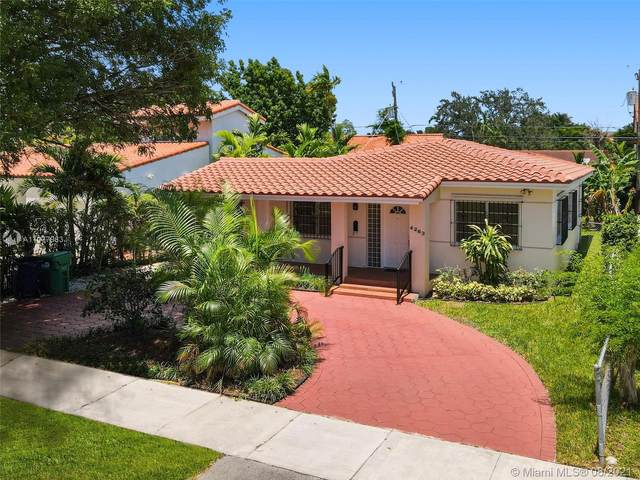 4263 SW 13th St, Miami, FL 33134 (MLS #A11077983) :: The Rose Harris Group