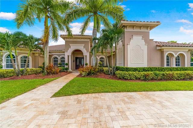 2701 E Jockey Cir E, Davie, FL 33330 (MLS #A11078085) :: Prestige Realty Group