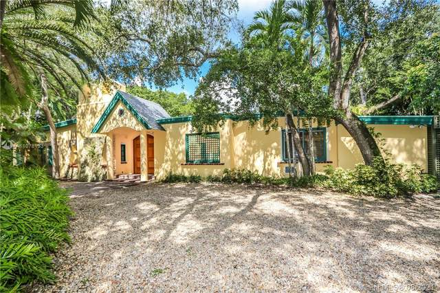 11750 SW 80th Rd, Pinecrest, FL 33156 (MLS #A11078133) :: Prestige Realty Group