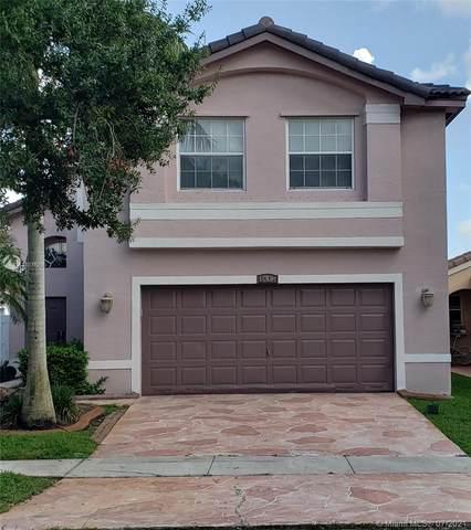 17407 SW 20th Ct, Miramar, FL 33029 (MLS #A11078236) :: Prestige Realty Group