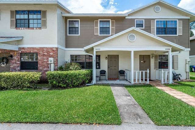 Pembroke Pines, FL 33026 :: All Florida Home Team