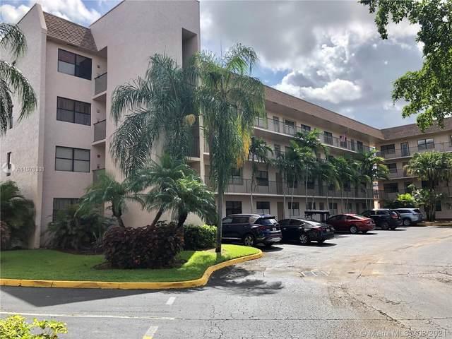 2638 NW 104th Ave #309, Sunrise, FL 33322 (MLS #A11078301) :: Berkshire Hathaway HomeServices EWM Realty