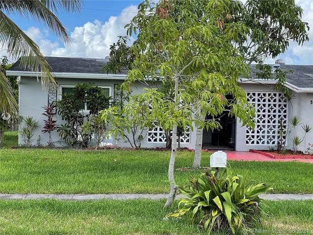 9168 NW 25th St, Sunrise, FL 33322 (MLS #A11078334) :: Berkshire Hathaway HomeServices EWM Realty