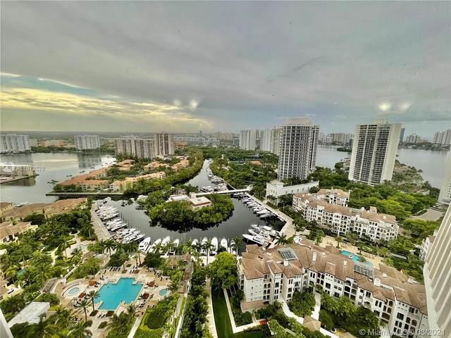 2000 Island Blvd #2805, Aventura, FL 33160 (MLS #A11078528) :: Berkshire Hathaway HomeServices EWM Realty