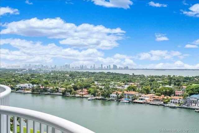5401 Collins Ave #1524, Miami Beach, FL 33140 (MLS #A11078566) :: GK Realty Group LLC