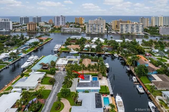 2750 NE 6th St, Pompano Beach, FL 33062 (MLS #A11078579) :: The Rose Harris Group
