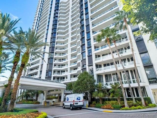 21205 Yacht Club Dr #2604, Aventura, FL 33180 (MLS #A11078791) :: GK Realty Group LLC