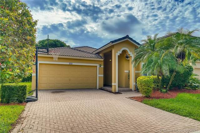 4010 Turquoise Trl, Weston, FL 33331 (MLS #A11078899) :: Search Broward Real Estate Team