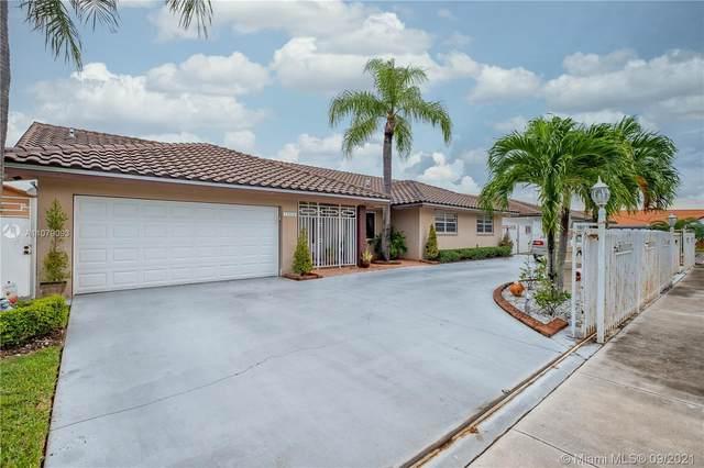 14005 SW 17th Ter, Miami, FL 33175 (MLS #A11079093) :: All Florida Home Team